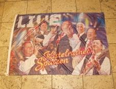 Spatzen-Fahne