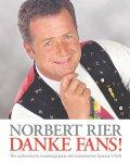 Buch Norbert Rier Danke Fans
