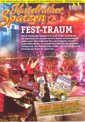 Spatzenpost Ausgabe 01-2014