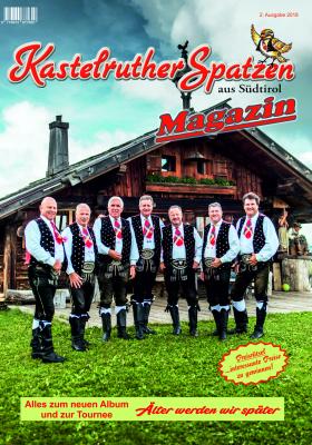 Kastelruther Spatzen - Magazin 02-2018