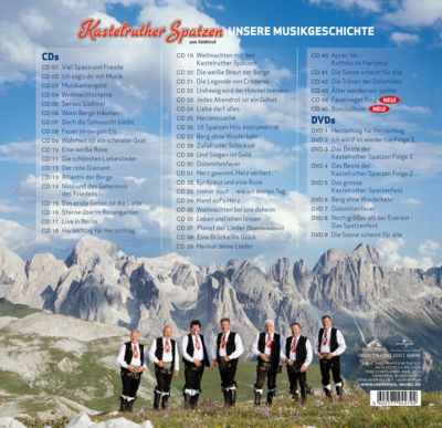 Unsere Musikgeschichte (1983-2019)