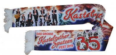 Fanschal 35.Spatzenfest - Feuerwerk