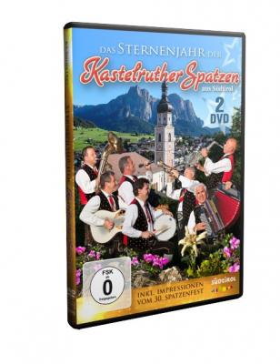 Das Sternenjahr der Kastelruther Spatzen - DVD
