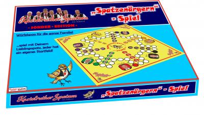 Spatzenärgern-Spiel