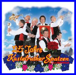 Spatzen Foto-Fantuch