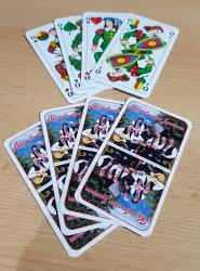 Kartenspiel - SCHAFKOPF