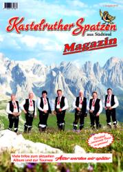 Kastelruther Spatzen Magazin  Abo 2019