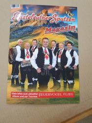 Kastelruther Spatzen - Magazin 02-2019