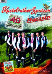 Kastelruther Spatzen - Magazin 01-2020