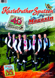 Kastelruther Spatzen Magazin  Abo 2020