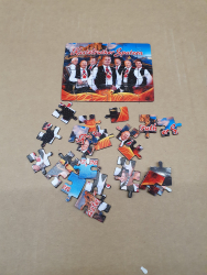 Magnetbild Puzzle