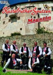 Kastelruther Spatzen - Magazin 01-2021