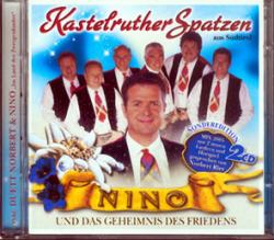 Nino und das Geheimnis des Friedens -Doppel-CD-