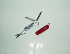 Schlüsselanhänger / Taschenmesser